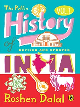 Amazon.com: The Puffin History of India Volume 1 eBook