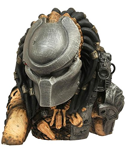 Diamond Select Toys Predator Masked Vinyl Bust Bank Toy