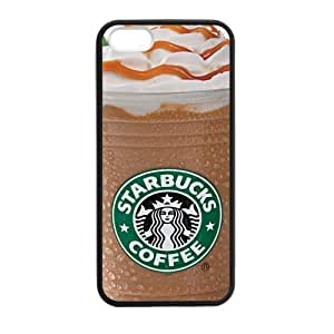 Starbucks Caramel Frappuccino For Iphone 6 4.7 Inch Case Cover (Hard shell Laser Technology)