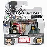 Minimates: The Wolverine (Street Fight) and Shingen Yashida 2-Pack