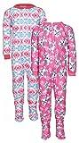Baby : 'Sweet & Sassy 2-Pack Baby Girls Blanket Sleeper Set, Size 5/6, Aztec'