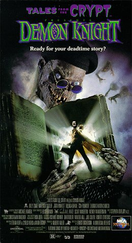 Amazon Tales From Crypt Demon Knight Vhs Billy Zane