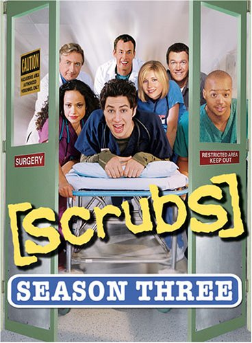 Scrubs - The Complete Third Season (Colorado Scrub)