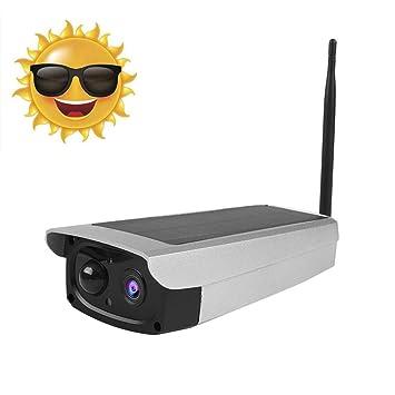 52102ccbae790 1080P HD Caméra IP de Puissance Solaire 166 ° Angle de Vision Horizontal sans  Fil Surveillance