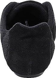 Bundle Lightweight Very Fine Mens Womens Salsa VFSN016 Split Sole Dance Sneaker + Shoe Freshener + Pouch Black Suede 7.5 M US