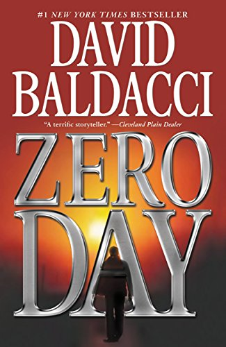 Today only, don't miss this awesome price on a David Baldacci #1 NY Times bestseller:  Zero Day