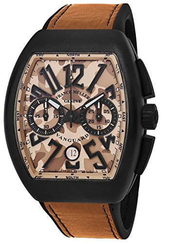 franck-muller-vanguard-mens-automatic-date-chronograph-beige-camouflage-face-black-rubber-strap-and-
