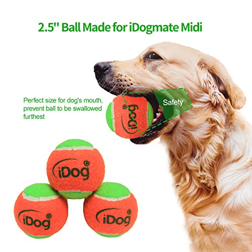 IDOGMATE Big Dog Ball Launcher, Automatic Rechargeable Tennis Ball Thrower Machine (Ball Launcher for Big Dog) by IDOGMATE (Image #1)