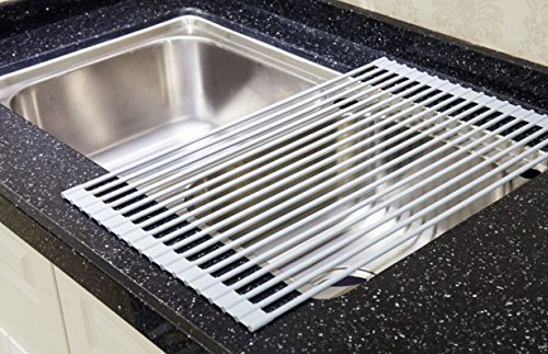 vecelo roll up dish drying rack mats buy online in uae vecelo products in the uae see. Black Bedroom Furniture Sets. Home Design Ideas