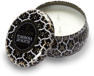product image for Voluspa Tuberosa Di Notte 2 Wick Maison Metallo Candle, 11 Ounce