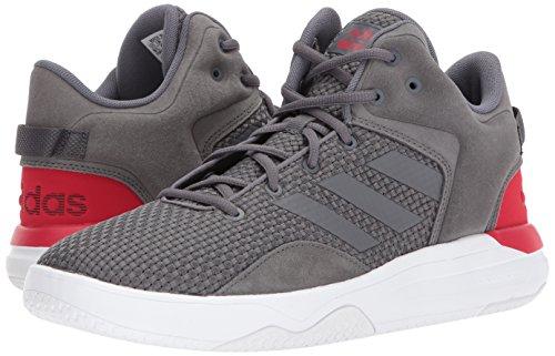 Five Grey CF Shoe US Men's Mid Five 8 Revival adidas Scarlet Grey Neo Basketball Medium 48TzSwEWn