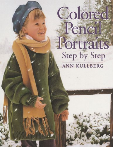 Pencil Portrait (Colored Pencil Portraits)