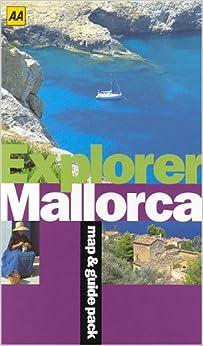 Book Explorer Mallorca (AA World Travel Guides)