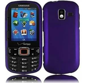 Samsung Intensity III U485 Rubberized Cover - Purple