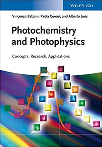 Book Photochemistry and Photophysics: Concepts, Research, Applications by Vincenzo Balzani (2014-04-16)