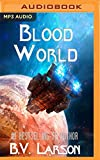 img - for Blood World (Undying Mercenaries) book / textbook / text book