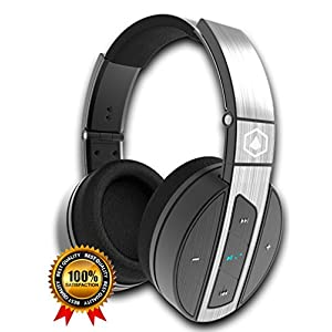 Amazon Prime Deals, Premium Bluetooth Headphones, HIFI ELITE Super66 - Over-the-Ear, Wireless, Bluetooth Headsets, Microphone-feature, Noise-Isolating, Lightweight Headset Design