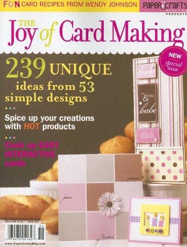 The Joy of Card Making ebook