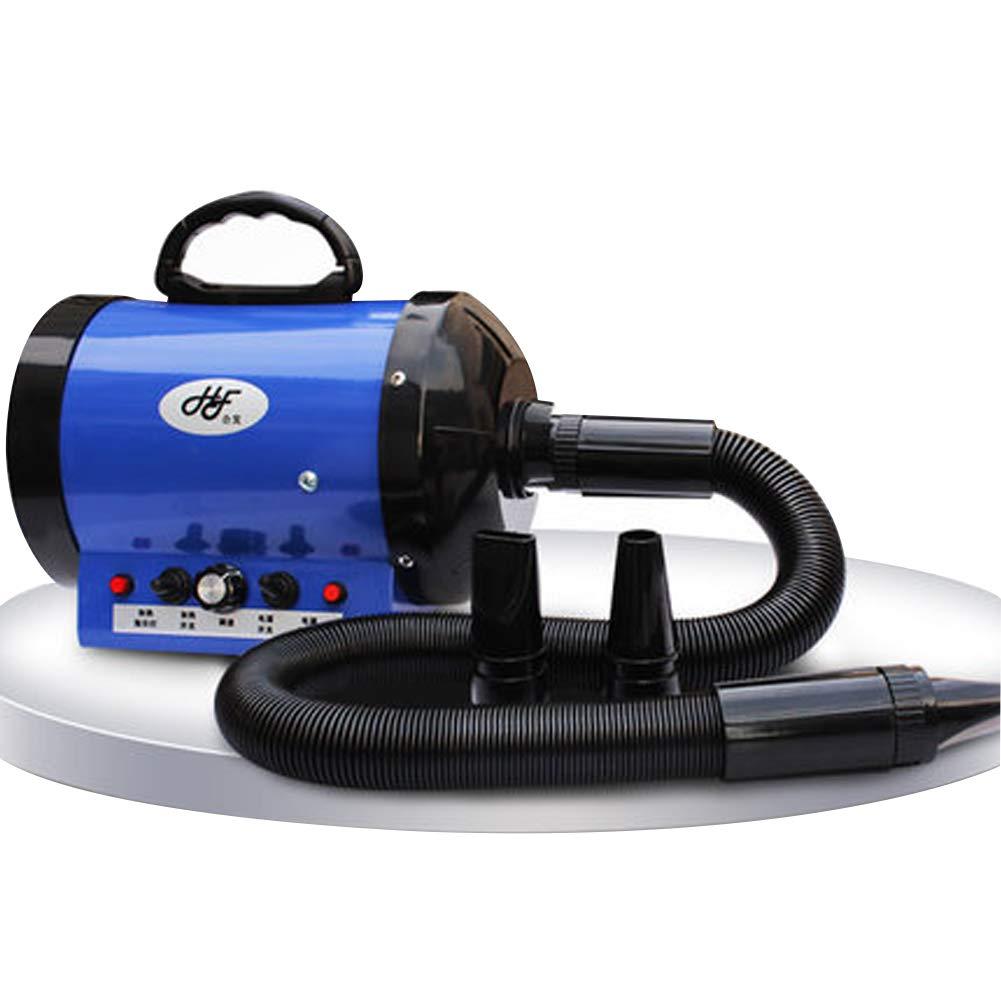 bluee 1200W Speed Dog Cat Pet Grooming Hair Dryer Hairdryer Blaster Blower (bluee) LIANGLIANG