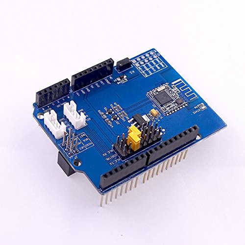 (Mustwell Eduino BLE Bluetooth 4.0 Expansion Board/Master-Slave with Level Conversion)