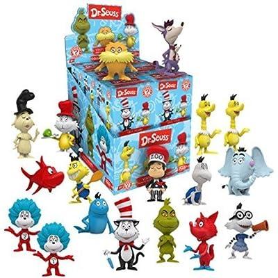 Funko 13856 Dr. Seuss Mystery Mini Toy Figure (1 Random Figure): Funko Mystery Mini:: Toys & Games