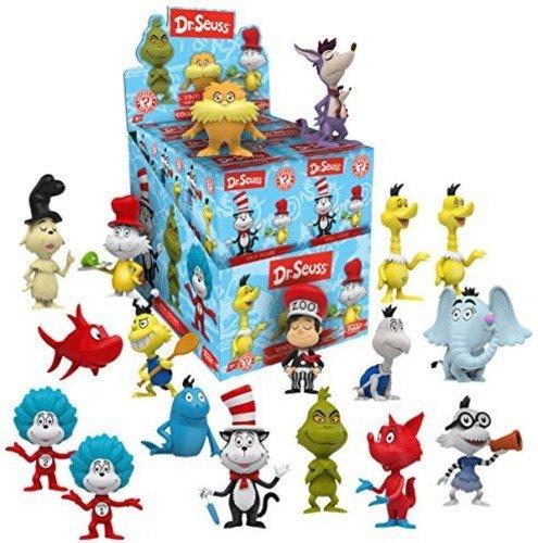 Funko 13856 Dr. Seuss Mystery Mini Toy Figure (1 Random -