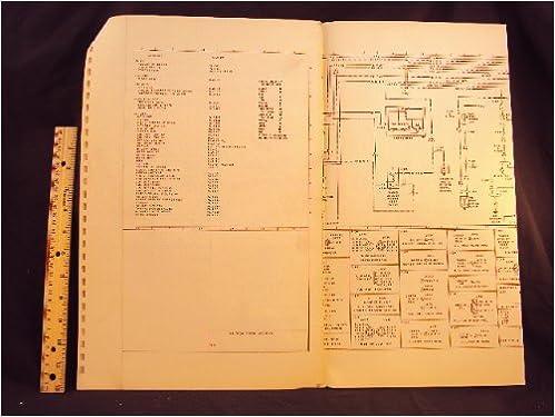 [DIAGRAM_1JK]  1975 75 FORD Pinto Electrical Wiring Diagrams Manual ~Original: Ford Motor  Company: Amazon.com: Books | Ford Pinto Wiring Diagram |  | Amazon.com