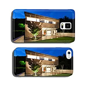 Architecture modern design, house, outdoor cell phone cover case Samsung S5