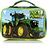 John Deere Boys' Lunchbox, Green