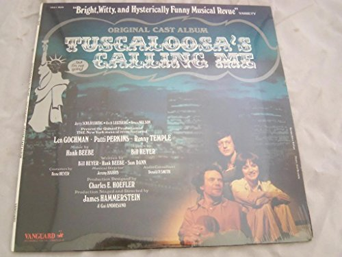 TUSCALOOSA'S CALLING ME (NEW YORK MUSICAL REVUE ORIGINAL CAST LP, - Shops Tuscaloosa
