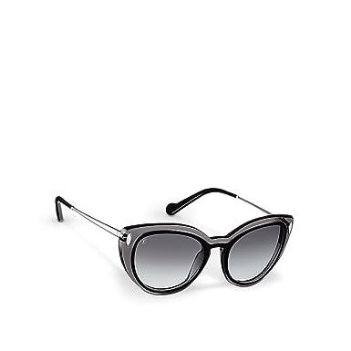 Amazon.com: Louis VUITTON Sauce Negro anteojos de sol z0672 ...