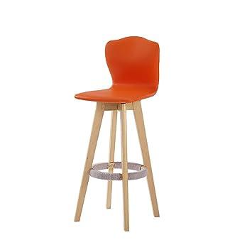 Chaise De Bar Siges En Style Moderne Contre Appui Dossier