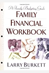 Family Financial Workbook: A Family Budgeting Guide Paperback