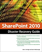 SharePoint 2010 Disaster Recovery Guide Front Cover