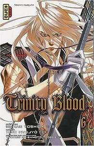 Trinity Blood, Tome 6 par Sunao Yoshida