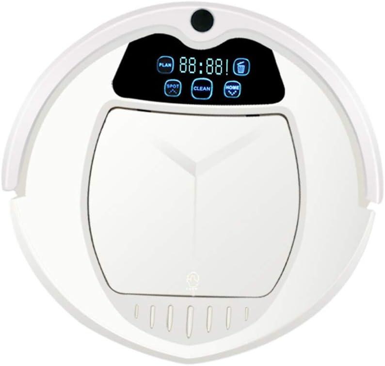 MIEMIE Robot Aspirador Tanque De Agua Eléctrico Mapeo Navegación ...