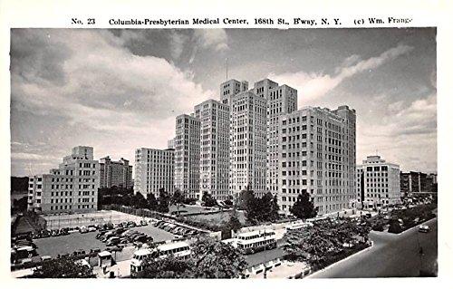 Columbia Presbyterian Medical Center New York City, New York postcard (Columbia Presbyterian Medical Center New York Ny)