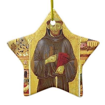 Christmas Iconography.Amazon Com Zora Camp Saint Francis Of Assisi Medieval