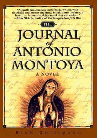 book cover of The Journal of Antonio Montoya