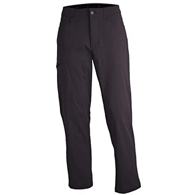 ZeroXposur Mens Stretch Hiking Travel Pants with Side Zipper Pocket and UPF 50+ at Men's Clothing store