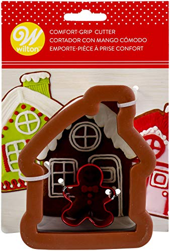 Wilton W3103745 Comfort-Grip Cookie Cutter 4