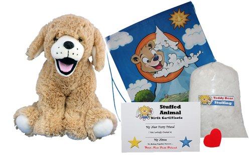 Make Your Own Stuffed Animal