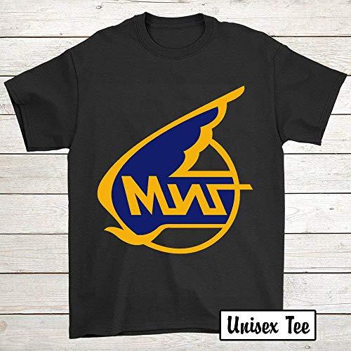 Corporation Four (Mikoyan-Gurevich - Russian Aircraft Corporation MiG - Logo 24 T-Shirt For Men Women)