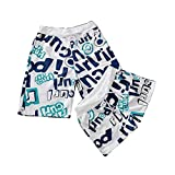 Set Of Two Youth Casual Pants/Athletics Shorts/Couple Beach Pants