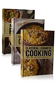 arabian amp asian cookbook box set a cookbook box set with