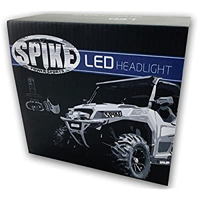 LED Replacement Bulb Kit By Spike (Polaris vehicles) (with LED Filter): Automotive