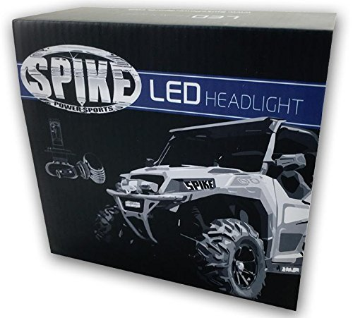 polaris ranger 900 xp headlights - 2