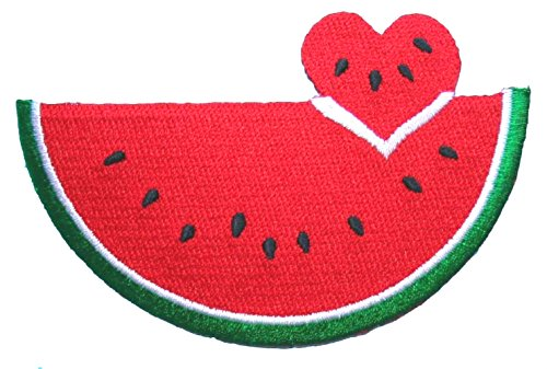 Red Appliques Polyester Heart ([Single Count] Custom and Unique (4