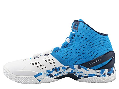 2 Basketball Armour Under Curry Wht Men's Elb Mdn tEwxgdqf