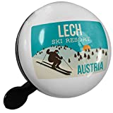 Small Bike Bell Lech Ski Resort - Austria Ski Resort - NEONBLOND